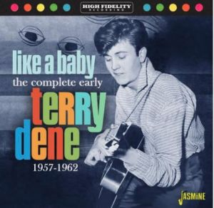 Like a Baby - Complete Early Terry Dene 1957-1962 CD