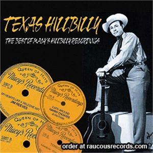 Macy's Texas Hillbilly CD