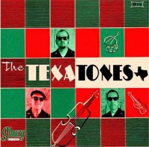 Texatones Three Heartaches In A Row 7 vinyl ep SR146