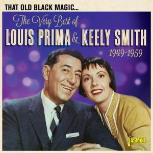 That Old Black Magic Very Best Of Louis Prima and Keely Smith CD