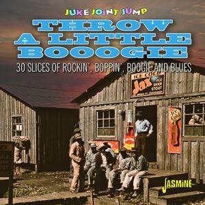Juke Joint Jump - Throw a Little Boogie CD