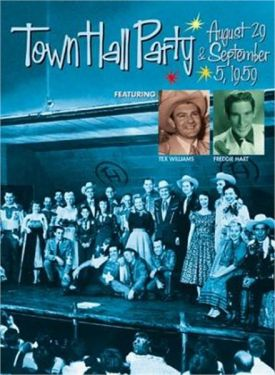 Town Hall Party August 29th & September 5th 1959 DVD
