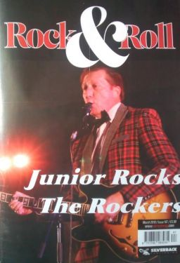 UK Rock 166 magazine