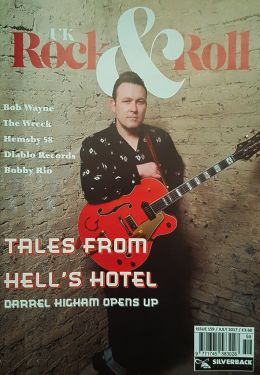 UK Rock Magazine Issue 159 July 2017