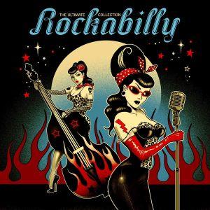 Ultimate Rockabilly Collection 2LP gatefold coloured vinyl 5036408223326