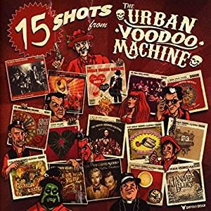 15 Shots CD