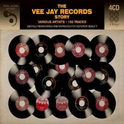Vee Jay Records Story 4CD