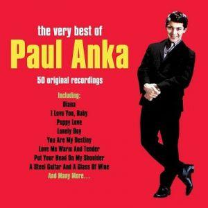 Very Best Of Paul Anka 2CD 5060143494857