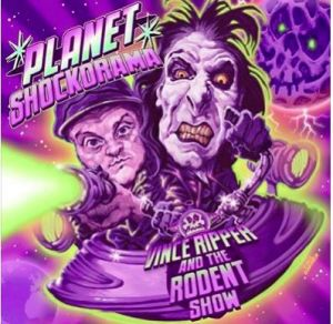 Vince Ripper Rodent Show Fun To Be A Monster CD