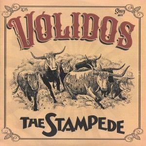 Los Volidos Stampede 7 inch vinyl ep SR175 2510168747979