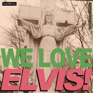 We Love Elvis CD