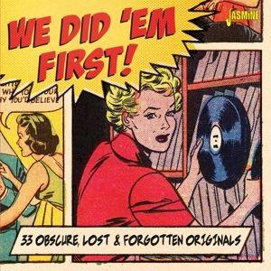 We Did 'Em First CD