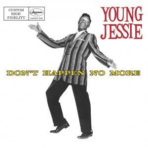 Young Jessie Don't Happen No More CD 5036468200688