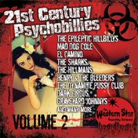 21st Century Psychobillies Volume 2 CD