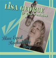 Lisa George and The Pedalos Blue Eyed Rockabilly Boy CD