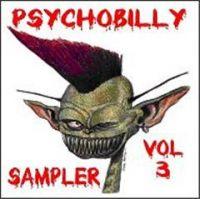 Psychobilly Sampler Volume 3 CD