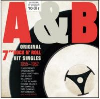 "A&B Original 7"" Rock 'n' Roll Hit Singles 10-CD Boxed Set"