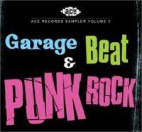 Ace Records Garage Beat & Punk Rock Sampler CD