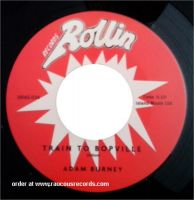 "Train To Bopville 7"" Single (vinyl)"