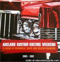 Adelaide Kustom Kulture Weekend