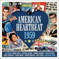 American Heartbeat 1959 2-CD at Raucous Records