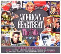 American Heartbeat The 50's 3CDs