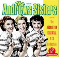 Andrews Sisters Essential Collection 3CD