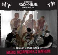 Bastard Sons Of Cavan Masks Megaphones and Mayhem CD