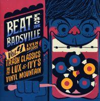 Beat From Badsville Volume 4 2 x 10 inch vinyl LP