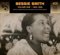Bessie Smith Volume One 4CD