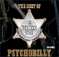 Best Of Western Star Psychobilly CD