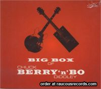 Big Box Of Chuck Berry 'n' Bo Diddley 6CD boxed set