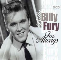 Billy Fury For Always 3CD Set