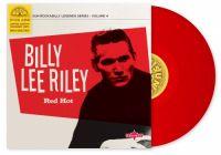 """Billy Lee Riley Red Hot 10"""" vinyl LP"""