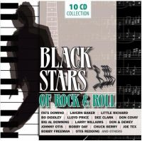 Black Stars Of Rock 'n' Roll 10CD