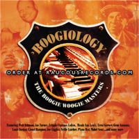 Boogiology The Boogie Woogie Masters 2CD