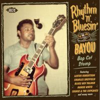 Bop Cat Stomp Rhythm 'n' Bluesin' By The Bayou CD