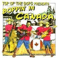Boppin' In Canada CD