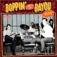 Boppin' By The Bayou Again CD