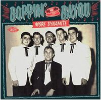 Boppin' By The Bayou - More Dynamite! CD
