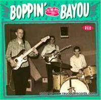 Boppin' By The Bayou CD