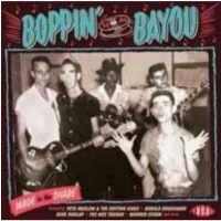 Boppin' By The Bayou Made In The Shade CD