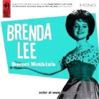 Brenda Lee Sweet Nothins CD
