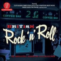 British Rock 'n' Roll The Absolutely Essential Collection 3CD