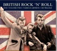 British Rock 'n' Roll Volume 2 4CD
