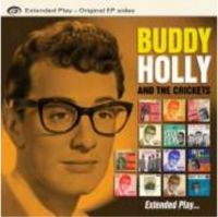 Buddy Holly and The Crickets Extended Play CD