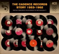 Cadence Records Story 1953-1962 4CD