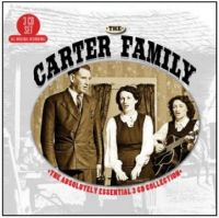 Carter Family Absolutely Essential Collection 3CD