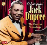 Champion Jack Dupree Essential Recordings 2CD