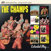 Champs Extended Play CD